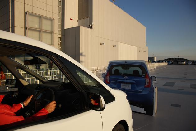 NISSAN Autonomous Drive(自動運転技術) | 画像16 | 【東京モーター ...