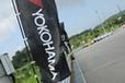 横浜ゴムとプロスペック共同開催のドライビングレッスン「2013 YOKOHAMA & PROSPEC Summer Driving Lesson」が富士スピードウェイにて開催された