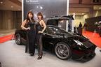 【東京モーターショー2013 現地速報】BEWITH編 ~イタリアンスーパーカー「パガーニ」に高級サウンドシステム搭載~