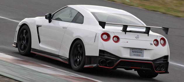 日産 GT-R NISMO・GT-R 2014年モデル 試乗レポート/河口まなぶ
