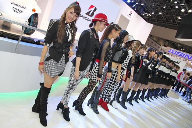 【速報】第43回 東京モーターショー2013 最終日の模様[2013.12.01(SUN)]