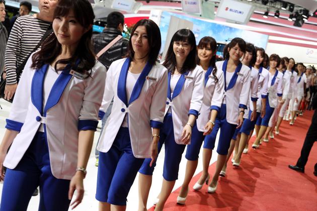 【東京モーターショー2013 現地速報】12月1日、東京モーターショー2013が閉幕!