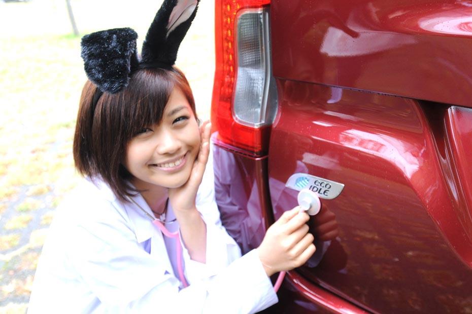 ダイハツ タント/安枝瞳の新型車診察しちゃうぞ!