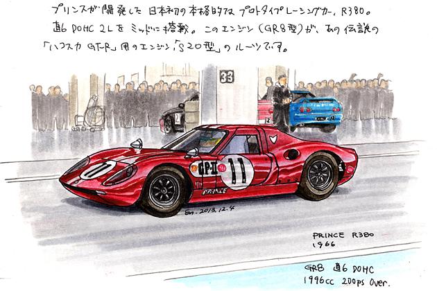 PRINCE R380[1966]【NISMO FESTIVAL 2013】