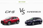 トヨタ 新型ハリアー vs マツダ CX-5 どっちが買い!?徹底比較