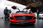 メルセデスベンツ、「大阪モーターショー」に「東京モーターショー2013」でワールドプレミアを飾った2モデルを含む計9台を出展~