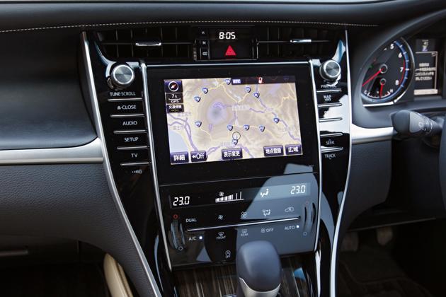 トヨタ 新型 ハリアー「ELEGANCE」[2.0ガソリン車・2WD(FF)/内装色:アイボリー(上級ファブリック+合成皮革]