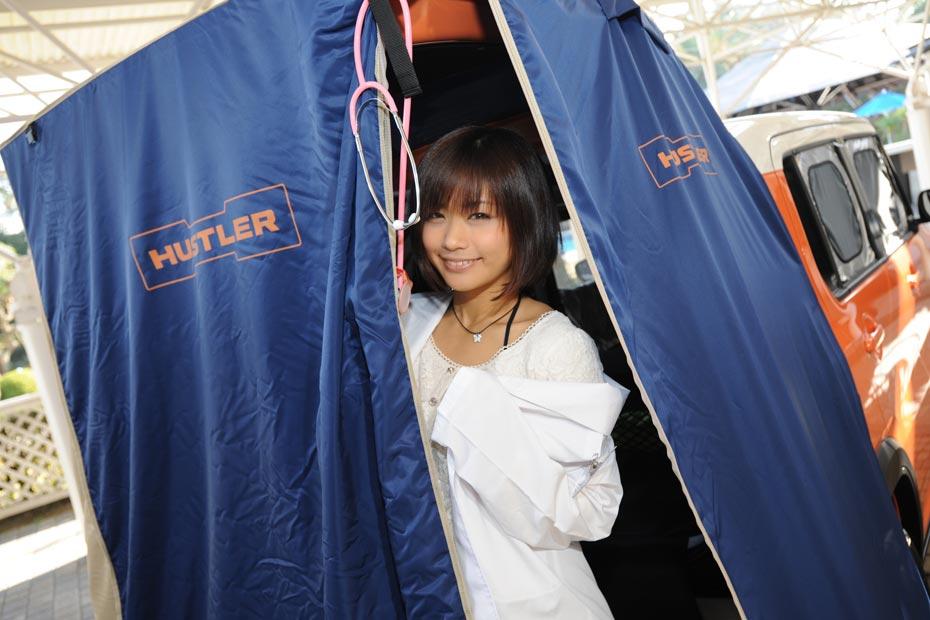 スズキ ハスラー/安枝瞳の新型車診察しちゃうぞ!