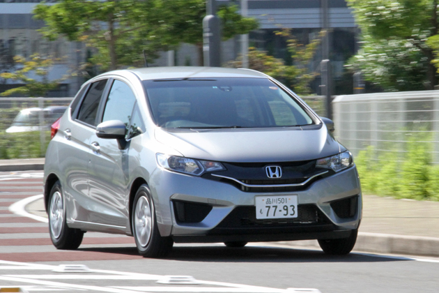 ホンダ フィット 1.3G(ガソリンモデル)燃費レポート/永田恵一