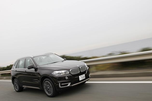 BMW 新型 X5 xDrive35d(クリーンディーゼル) 試乗レポート/国沢光宏