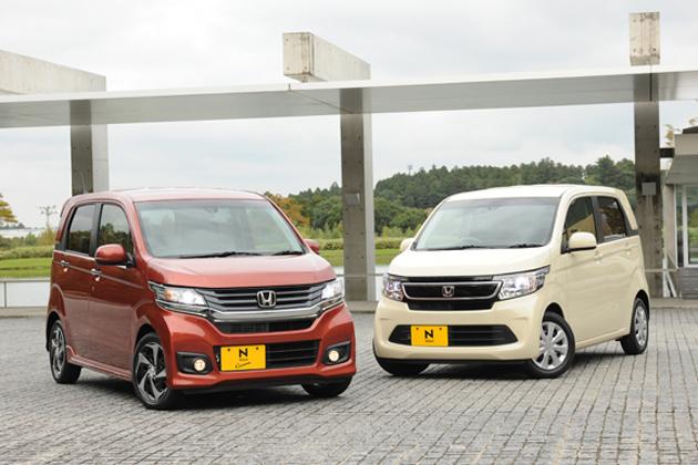 ホンダ N-WGN(エヌワゴン)&N-WGN Custom(エヌワゴンカスタム)新型車解説/渡辺陽一郎