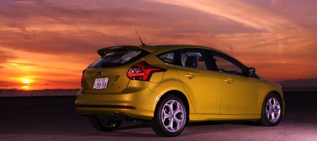 フォード フォーカス 試乗レポート/藤島知子