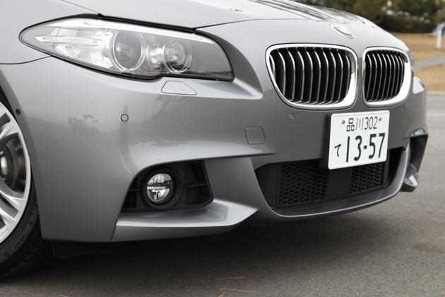 ニュー BMW 5シリーズ「523d M Sport」(クリーンディーゼル)[2014年マイナーチェンジモデル]