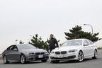 ニュー BMW 5シリーズ「523d M Sport」/「ActiveHybrid 5 Modern」