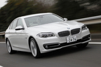 BMW 新型5シリーズ[2014年マイナーチェンジモデル] 試乗レポート/国沢光宏