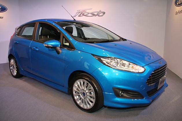 フォード、新型フィエスタ 1.0L EcoBoostを発表 ~さらに2014年後半には、新型SUVモデル「エコスポーツ」の導入も予定~