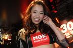 【速報!】笑顔が眩しいActive Girl勢ぞろいの「NGKブース」!【東京オートサロン2014】
