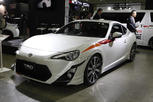 【速報!】トヨタ・GAZOO RACING・TRD・モデリスタブース【東京オートサロン2014】