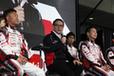 東京オートサロン2014 トヨタブースにて
