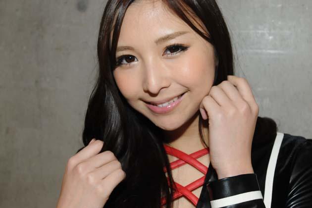 東京オートサロン2014 イメージガール A-class「つのだ香澄さん」