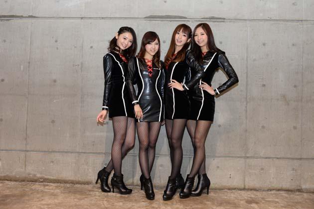 東京オートサロン2014 イメージガール A-class
