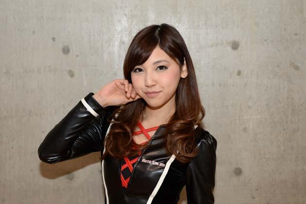 東京オートサロン2014 イメージガール A-class「森脇亜紗紀さん」