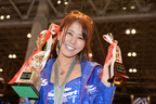 【速報】第4回 日本レースクイーン大賞 グランプリ発表!~ファンが選ぶNO.1レースクイーンは佐野真彩さんに決定!~