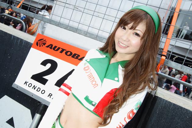 東京オートサロン2014 日本レースクイーン大賞 歴代受賞者