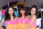 東京オートサロン2014 日野ブース