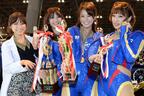 第4回日本レースクイーン大賞グランプリ佐野真彩さんに決定!【東京オートサロン2014】