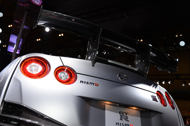 日産 GT-R NISMO