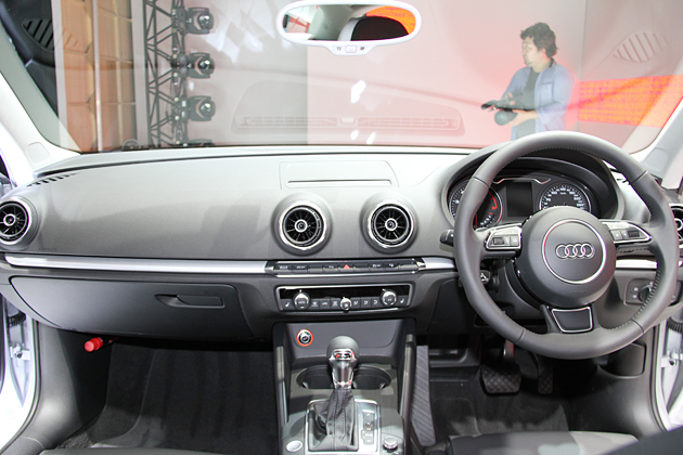 アウディ 新型A3 Sedan