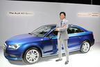 アウディ 新型A3セダン 新型車速報 ~新型プレミアムコンパクトセダンの投入により、日本のセダン市場活性化を狙う~