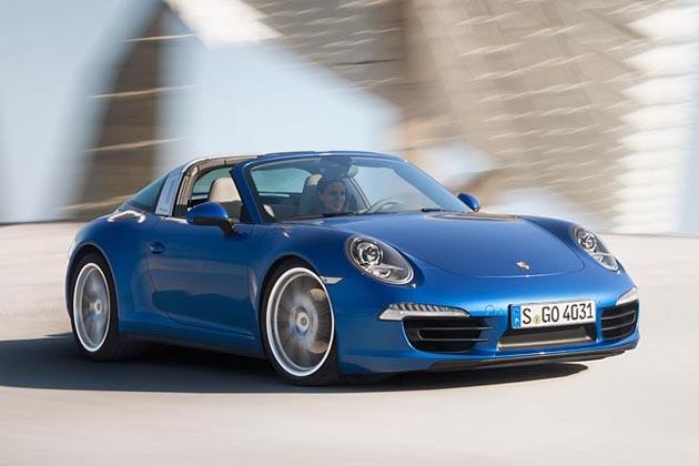 ポルシェ 911 タルガ4