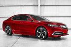 ホンダ、2014年北米国際自動車ショーでAcura新型「TLXプロトタイプ」を世界初披露