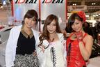 女医みさとんが、女医やっさんを診察しちゃうぞ♪IDEALブース【東京オートサロン2014】