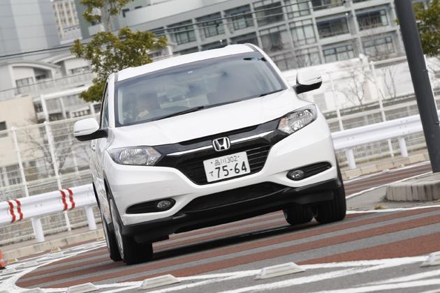 ホンダ 新型SUV ヴェゼル(VEZEL)ヴェゼルハイブリッド 試乗レポート/国沢光宏