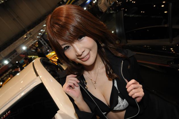 AMSブース/東京オートサロン2014