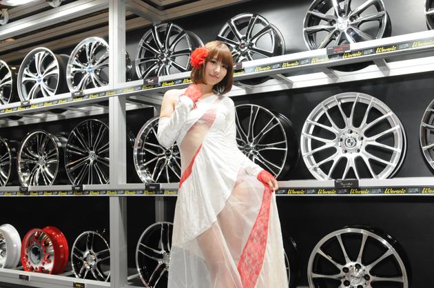 BOMEXブース/東京オートサロン2014