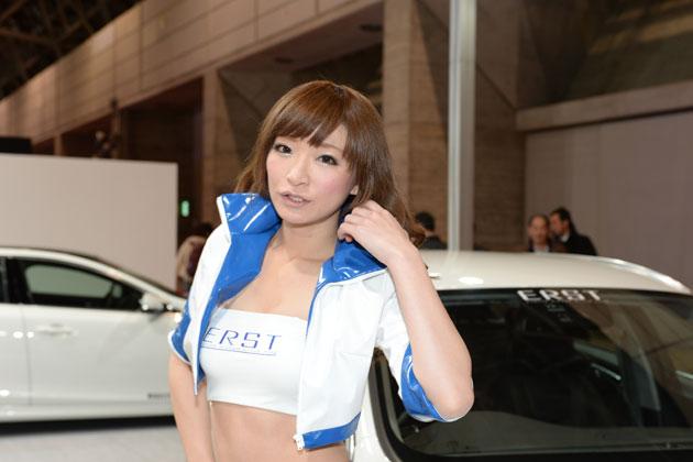 ERSTブース/東京オートサロン2014