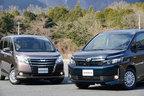 トヨタ 新型ヴォクシー・新型ノア(ハイブリッド)新型車解説/渡辺陽一郎
