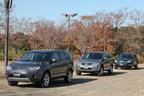 人気の最新国産SUV 徹底比較
