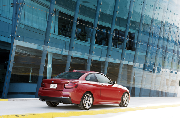 BMW 新型2シリーズ