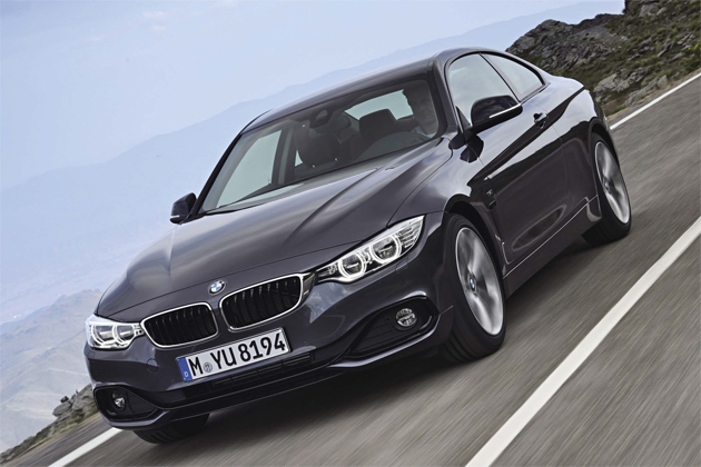 ahead 12月号- BMW 4シリーズ ~岡崎五朗のクルマでいきたい~