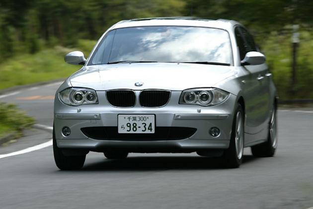 BMW 1シリーズ 試乗レポート