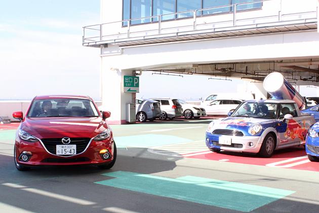 マツダ 新型アクセラ15S(ガソリンモデル)燃費レポート/永田恵一