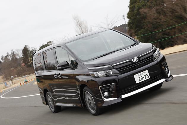 【速報】トヨタ 新型ヴォクシー・新型ノア(ハイブリッド) 試乗レポート/渡辺陽一郎