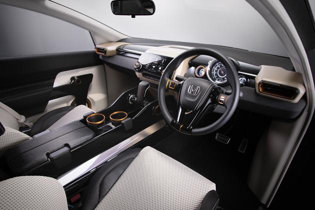 Honda Vision XS-1 (インテリア) 1