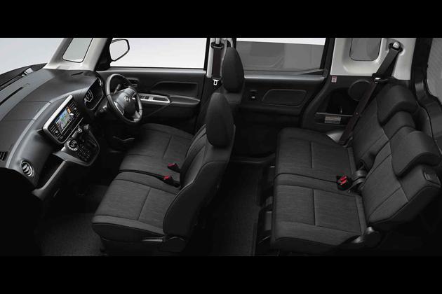 日産 デイズ ルークス ハイウェイスターS(2WD)/インテリア