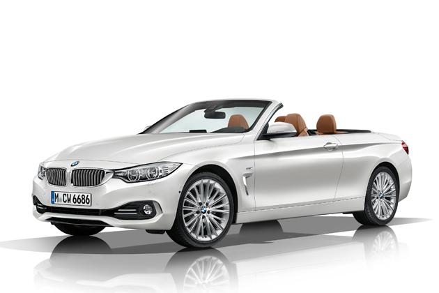 BMW 4Series Convertible - Luxury Line